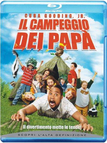 Preisvergleich Produktbild Il campeggio dei papà [Blu-ray] [IT Import]