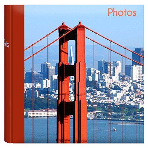 Iconic Städte 15,2x 10,2cm Einsteckalbum Fotoalbum–Golden Gate Bridge, San Francisco (Berühmt Golden Bridge, Gate)