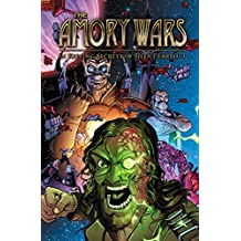 The Amory Wars: In Keeping Secrets of Silent Earth HC