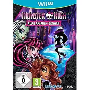 Monster High – Aller Anfang ist schwer – [Nintendo Wii U]