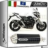 Arrow Auspuff Hom race-tech Aluminium Dark Suzuki GSR 75020131320141471776Aon