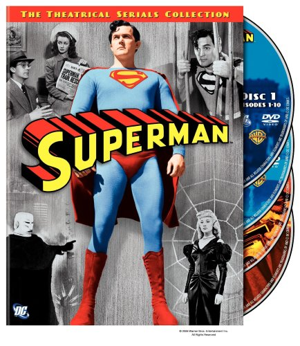 Superman - The 1948 & 1950 Theatrical Serials Collection [DVD] (2006) Kirk Alyn (japan import) (Dvd-filme, Superman)
