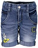 Blue Seven Jeans Bermuda Jeansshorts YEAH Patches (840025) blau Gr. 128