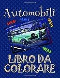 Scarica Libro Libro da Colorare Automobili Album da Colorare Bambini 4 10 anni (PDF,EPUB,MOBI) Online Italiano Gratis