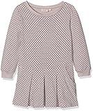 Noa Noa miniature Mädchen Kleid Mini Basic Printed, 2-3736-1, Purple (Gull Gray), 116 (Herstellergröße: 6Y)