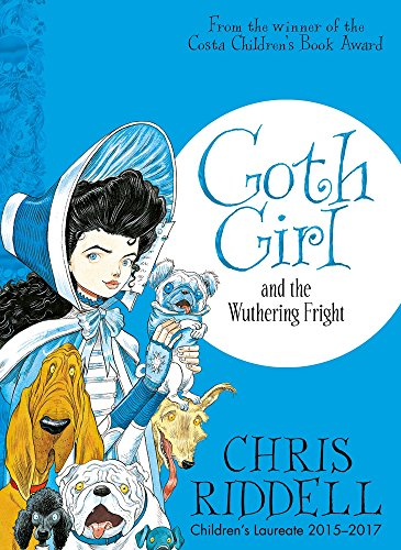 Goth Girl and the Wuthering Fright por Chris Riddell