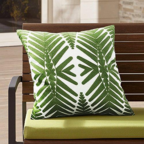 cushionliu-modern-simple-pastoral-wind-palm-leaf-cotton-canvas-wool-embroidered-sofa-pillow-cushion-