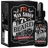 Man Arden 7X Beard Oil - 30 ml (Cedar Wood)