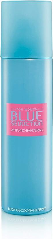 Antonio Banderas Blue Seduction for Women Deodorant Spray, 150ml
