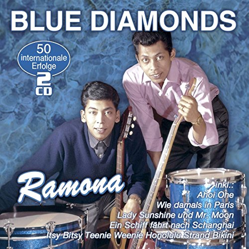 Ramona - 50 internationale Erfolge Blue Diamonds