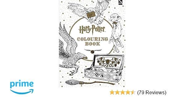 Harry Potter Colouring Book (2015): Amazon.de: Joanne K. Rowling ...