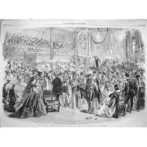 Pabellón 1864 del Festival de Shakspeare Stratford-En-Avon [Cocina y Hogar]