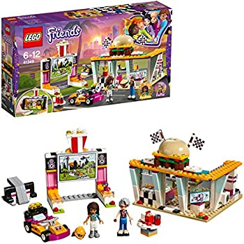29ccdfe9d08 LEGO 41127 Friends Amusement Park Arcade  Amazon.co.uk  Toys   Games