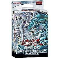 Yu-Gi-Oh! 11887 Saga of Blue Eyes White Dragon Structure Deck, Multi