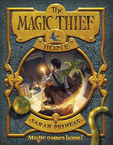 The Magic Thief: Home (Magic Thief-serie)