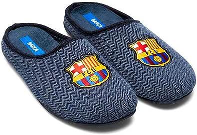 Scarpe FC Barcelona blu spiga