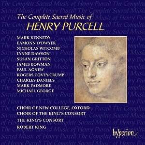 Purcell - Intégrale des Anthems