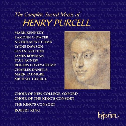 Henry Purcell: The Complete Sacred Music