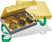 VAHDAM, Assorted Tea Gift Set - Glow, 6 Teas in a Tea Sampler Gift Box | Oprah'S Favorite Tea -100% Natural Ingredients - Val