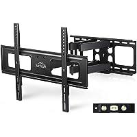 SIMBR Support Mural TV Orientable et Inclinable pour Télévision de 32-70 Pouces Convient pour Écran LED LCD Plasma Plat…