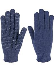Harry 's Horse Mujer Magic Gloves BT/6PR–Niño, todo el año, mujer, color marine, tamaño M
