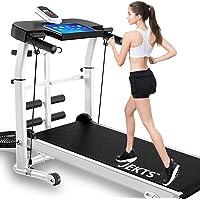 GAYBJ Tapis de Course Tapis Professionnel, Tapis Roulant des ménages, Fitness Perte de Poids d'équipement d'exercice…