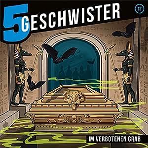 5 Geschwister (Folge 12) - Im verbotenen Grab