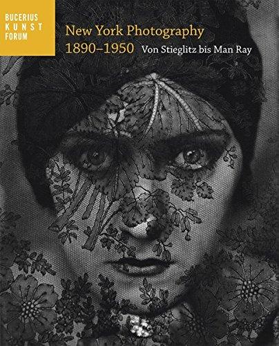 New York Photography: Von Stieglitz bis Man Ray; Katalogbuch zur Ausstellung in Hamburg, Bucerius Kunstforum, 17.05.-02.09.2012 Buch-Cover