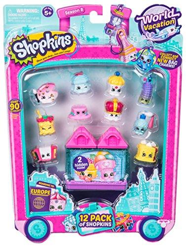 Shopkins 56514S8Europa 12Pack
