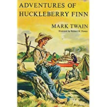 Adventures of Huckleberry Finn. (Complete & Annotated)  (English Edition)