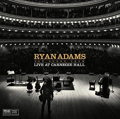 Ten Songs from Live at Carnegie Hall [Vinyl LP] -