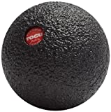Togu Blackroll Ball, schwarz, 12 cm, Faszientraining