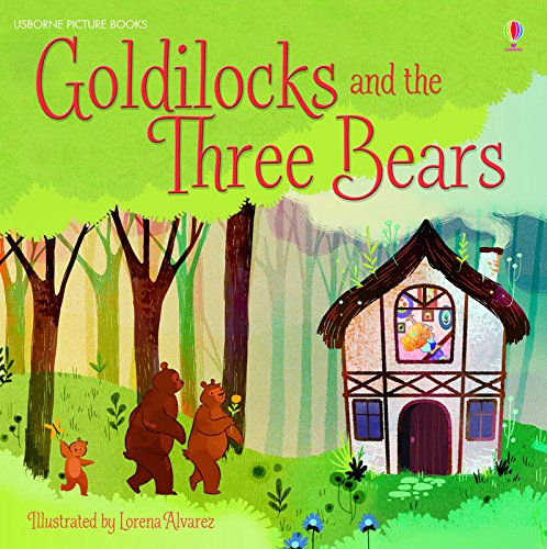 Goldilocks and the Three Bears (Picture Books) (First Reading Level Four)