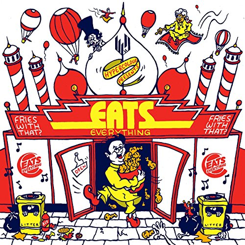 Frys Electronics (Eats Everything-Fries With That? [Vinyl Single])