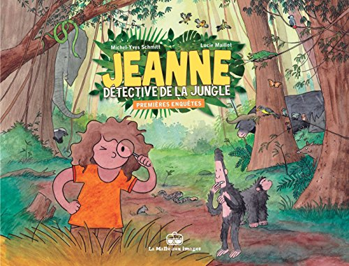Imags the best amazon price in savemoney jeanne dtective de la jungle bblx imag fandeluxe Image collections
