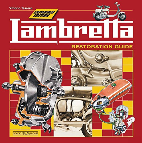 Lambretta. Restoration guide (Scooter)