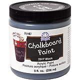 Folkart Chalkboard Paint, Black (8 Ounce)