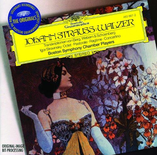 Stravinsky: Octet For Wind Ins...