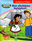 HEIDI Mein allerliebstes Vorlesebuch - Das Buch zur TV-Serie ISBN 9783862332366 - Verlag: Schwager & Steinlein - Pappbiderbuch
