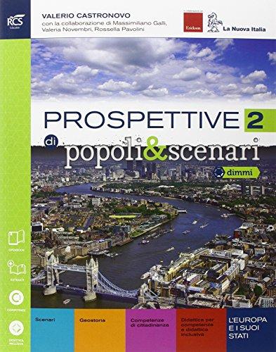 Prospettive di popoli & scenari. Con Extrakit-Openbook. Per le Scuole superiori. Con e-book. Con espansione online: 2