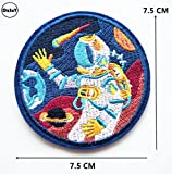 #4: HeyBroh! - Cool Astronaut Explorer Patch