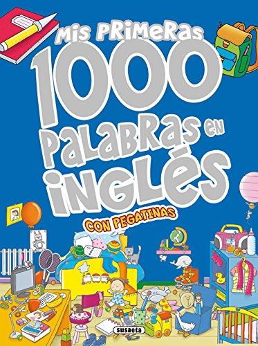Mis primeras 1000 palabras inglés Mis palabras 1000