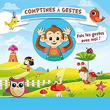 Comptines à gestes (CD/DVD)