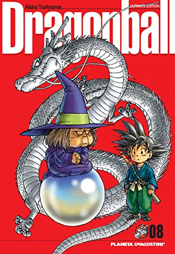 Descargar Libro Dragon Ball nº 08/34 (DRAGON BALL ULTIMATE) de Akira Toriyama
