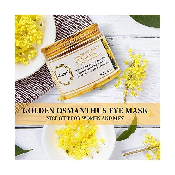 Parches para los ojos, Máscara para los ojos, Máscaras antiarrugas para los ojos, Ojos Parches, Anti edad para ojeras…
