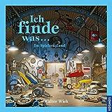 Ich finde was, Im Spielzeugland - Walter Wick