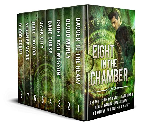 Eight in the Chamber: Urban Fantasy/Sci-Fi Box Set (English (Fantasy Kit)