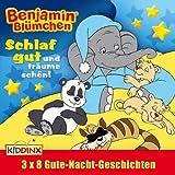 Benjamin Blümchen: Gute-Nacht-Geschichten: Die kleine freche Sternschnuppe