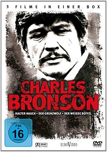 Charles Bronson Box [3 DVDs]