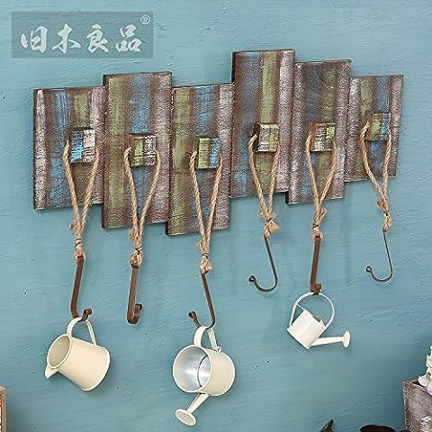 Außerhalb Des Hauses Retro Anmelden Wand Dekoration Schmuck Ausstattung Hook Line Haken, Farbe Mischen